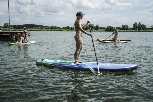 Zamhoidn Workshops: Stand Up Paddling
